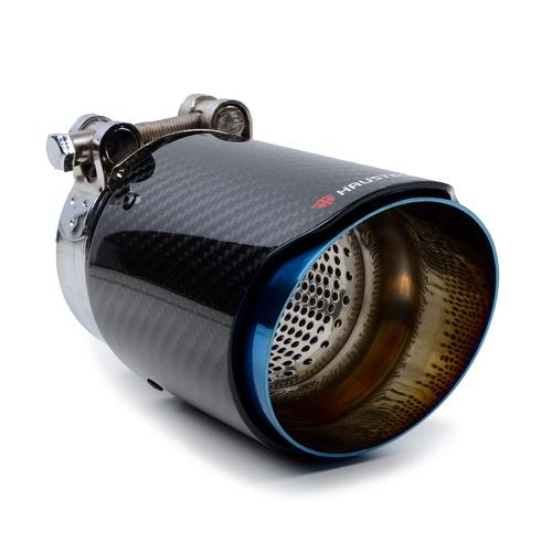 Ponteira Haustech Carbon Titanium Blue 3,0/3,5 Pol