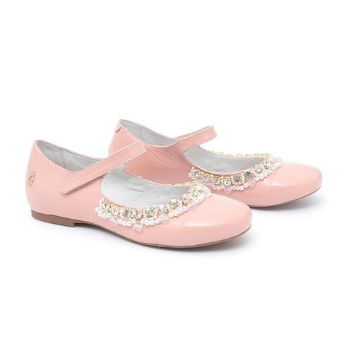 Sapato Boneca Bordado Infantil Gats - GATS