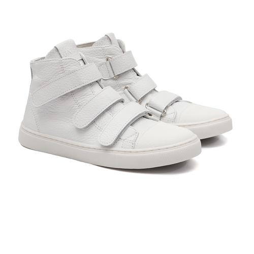 Tênis Sneaker Couro Gats Cano Alto - GATS