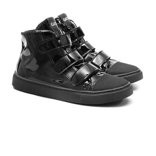 Tênis Sneaker Verniz Gats Menina Cano Alto - GATS