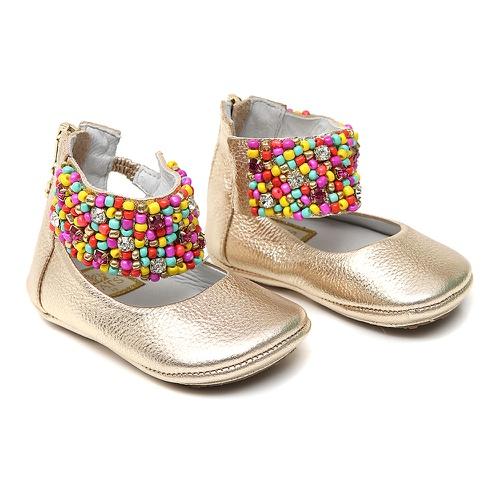 Sapatinho de tornozeleiras Infantil Baby Gats - GATS