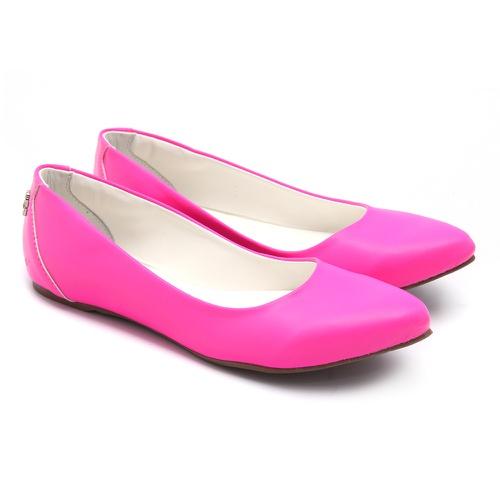Sapatilha Neon Pink Infantil Gats - GATS