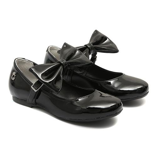 Sapato Boneca Laço Preto Infantil Gats - GATS