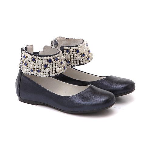 Sapato Tornozeleira Azul - GATS