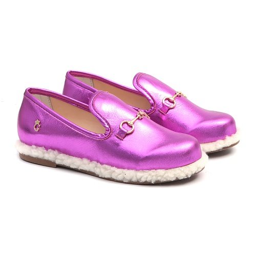 Slipper Ovelha Cristal Pink - GATS