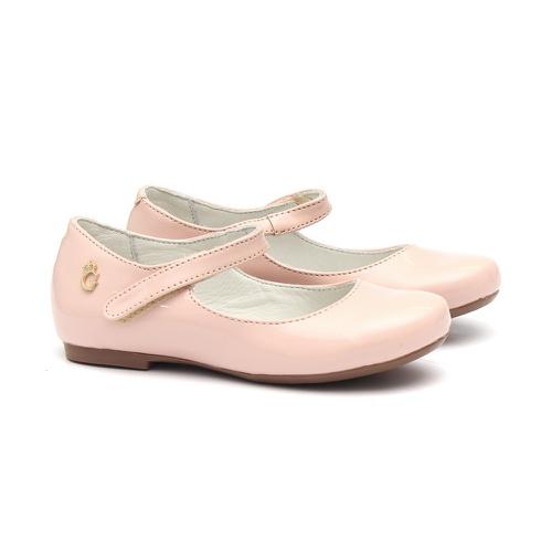 Sapato Feminino Verniz Quartzo - GATS