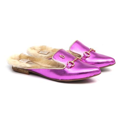 Flat Mule Pink Infantil Gats - GATS