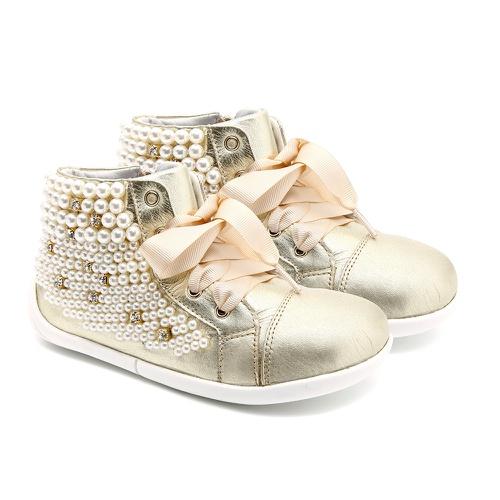 Tênis Sneaker Perolas Infantil Gats - GATS