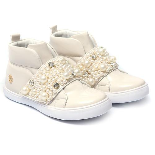 Sneaker de Pérolas Infantil Gats - GATS