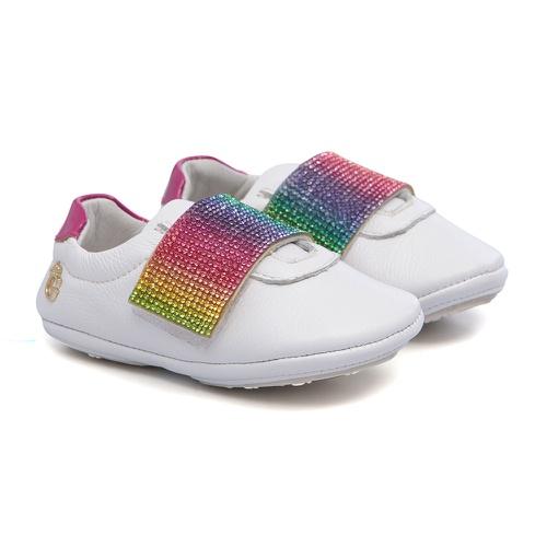 Tênis Arco-Iris Bebê Gats - GATS