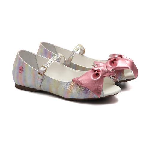 Peep Toe Laço Multicolor - GATS