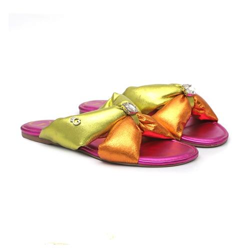Slide Straps Colorido - GATS