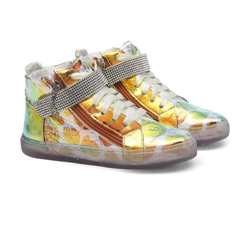 Tênis Sneaker Holográfico Animal Print - GATS