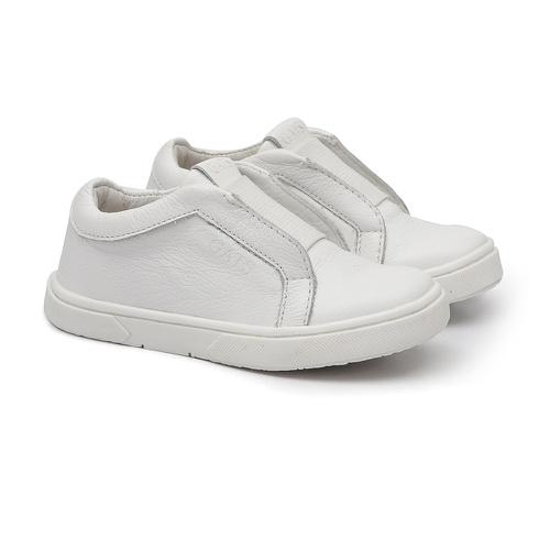 Tênis Masculino Branco - GATS