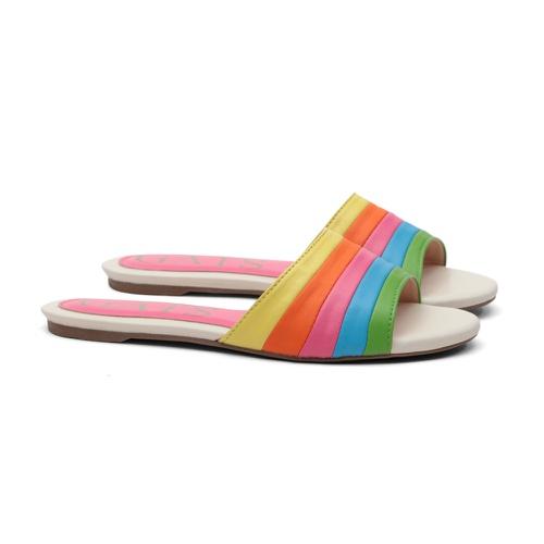 Slide Flatform Colorido Infantil Gats - GATS