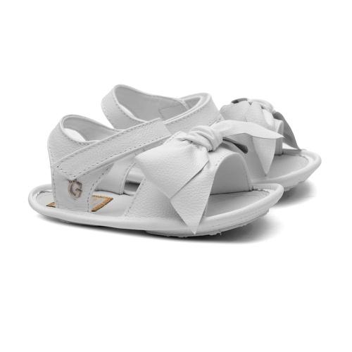 Sandália de Laço Branco Gats - GATS