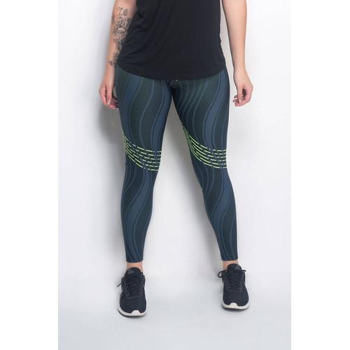 Calça Legging Fitness Matrix Cítrica - 12776 - Korefit