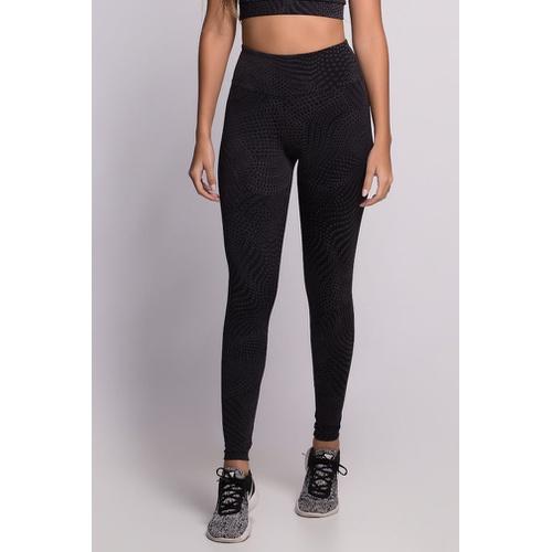 Calça Legging Fitness Refletiva - 12769 - Korefit