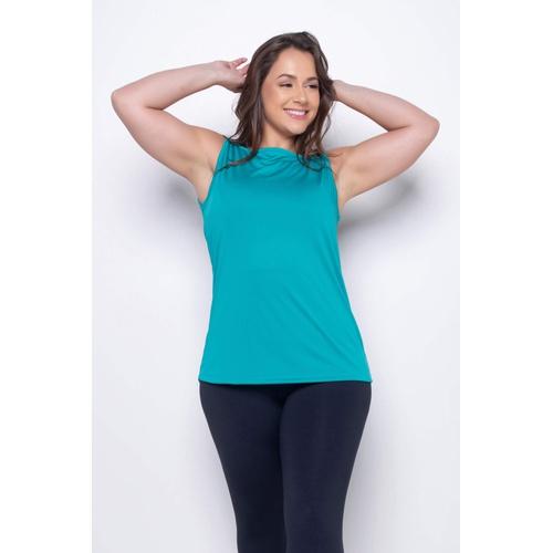 Camiseta Slim Dry Verde - 41360 - Korefit