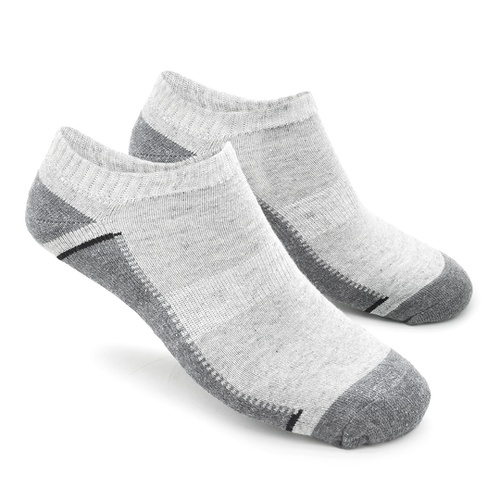Meia Masculina Casual Confort - Branco