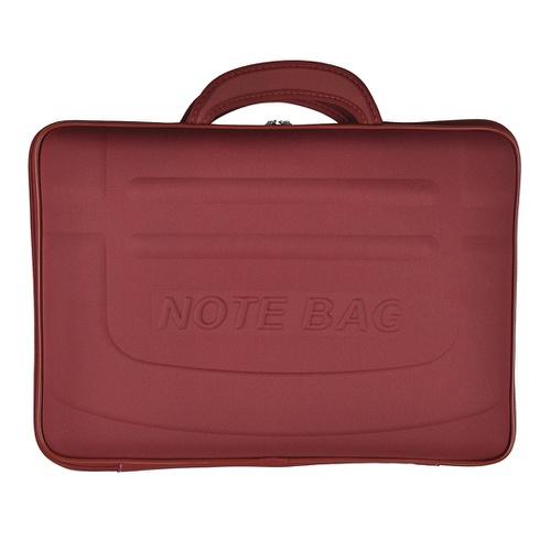Maleta para Notebook com Alça 14 Polegadas - Vermelha