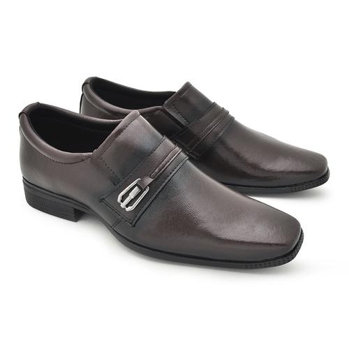 Sapato Masculino Social Bonanza Marrom