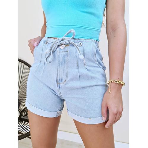 Short Jeans Mel - sH2045 - LOJA TUTTI FRUTTI