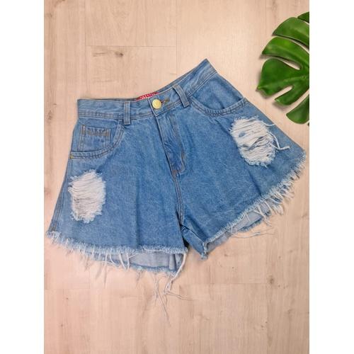 Short Jeans Godê - SH4142 - LOJA TUTTI FRUTTI