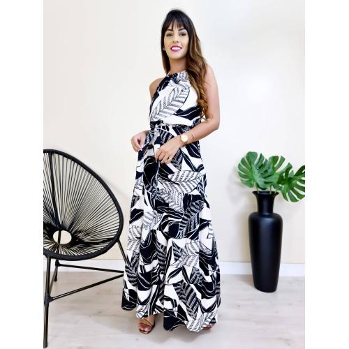 Vestido Coralina - V2233 - LOJA TUTTI FRUTTI