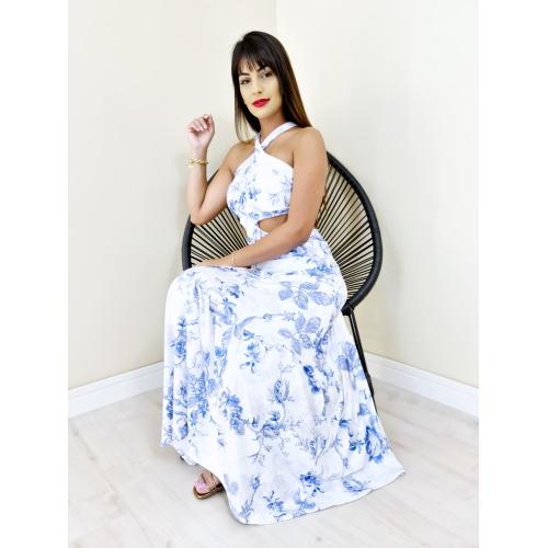 Vestido San Andrés - Estampa 1 - V4918 - LOJA TUTTI FRUTTI
