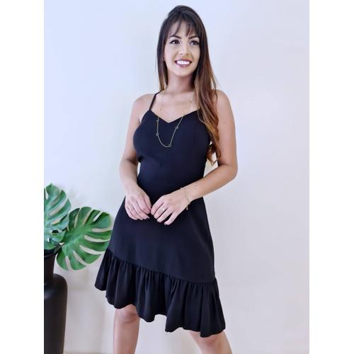 Vestido Maya - Preto - V985 - LOJA TUTTI FRUTTI