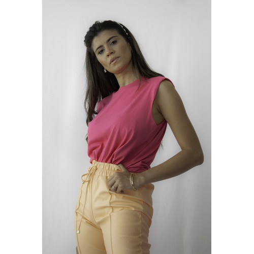 Muscle tee ATMP CURTA - Pink - ATEMPORAL BRAND