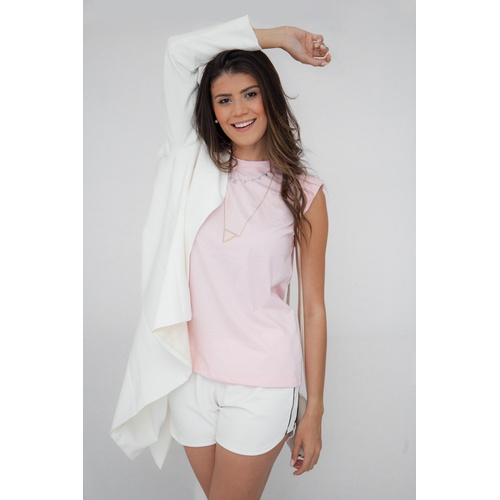 Muscle tee ATMP - Rosa Candy - ATEMPORAL BRAND