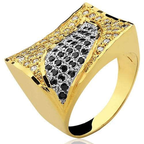 Anel de Ouro 18k/750 AN43