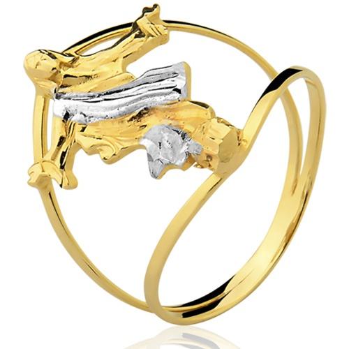 Anel de Ouro 18k/750 AN90