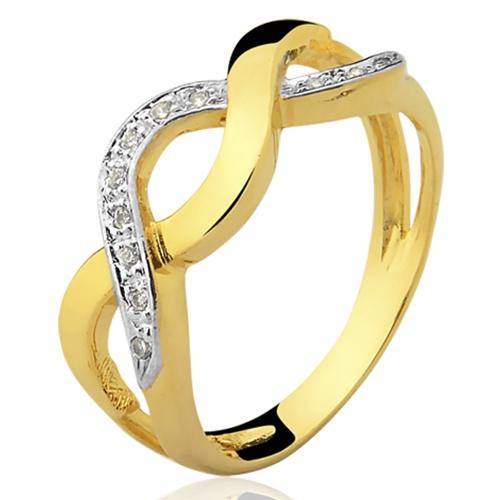 Anel de Ouro 18k/750 AN98