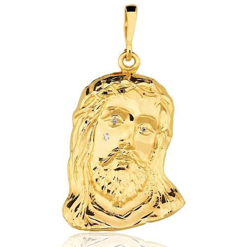 Pingente de Ouro 18k/750 PG127