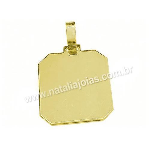 Fotogravaçao em Ouro 18k/750 PS09