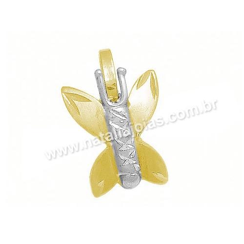 Pingente de Ouro 18k/750 PG14