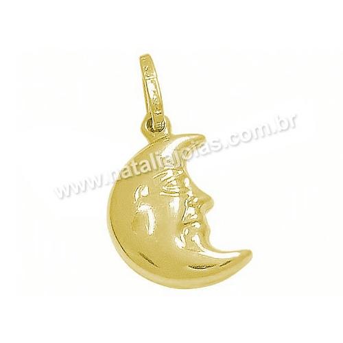 Pingente de Ouro 18k/750 PG03