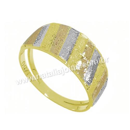 Anel de Ouro 18k/750 AN13