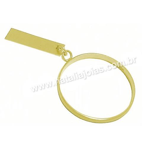 Anel de Ouro 18k/750 AN03