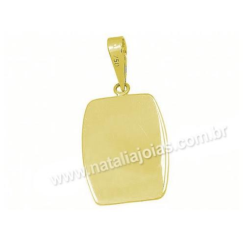 Fotogravaçao em Ouro 18k/750 PS15