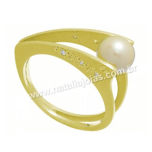 Anel de Ouro 18k/750 AN40
