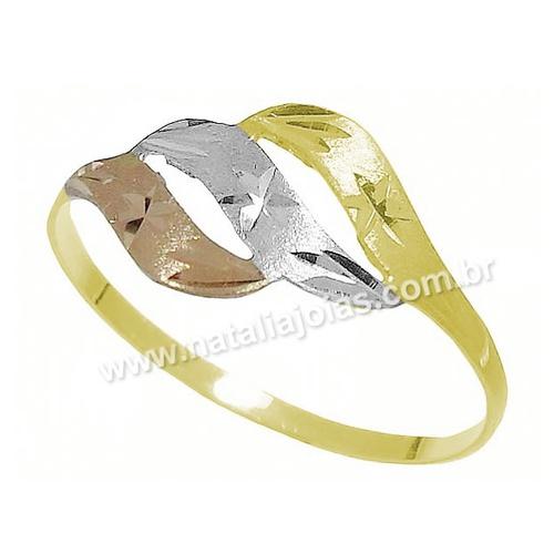 Anel de Ouro 18k/750 AN16