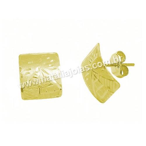 Brinco de Ouro 18k/750 BR24