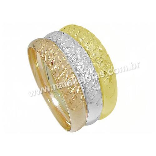 Anel de Ouro 18k/750 AN49