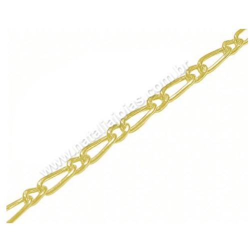Pulseira de Ouro 18k/750 PL15