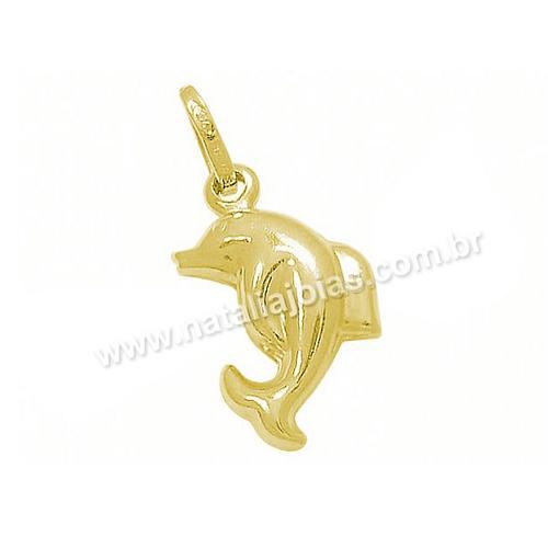 Pingente de Ouro 18k/750 PG06