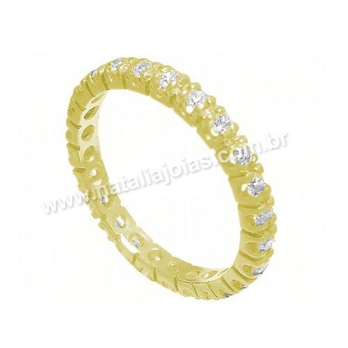 Anel de Ouro 18k/750 AN34